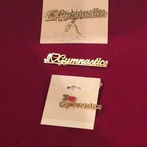 ⬇️price dropped Gymnastics 🤸♀️ pins